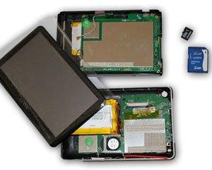carNAVi GPS service and repair
