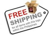 Free Shipping for this item.