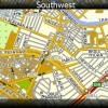 carNAVi map details