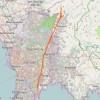 Marikina Valley Fault Line GPS map overlay