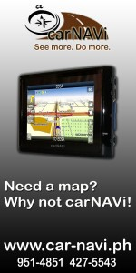 Need a map? Why not carNAVi?